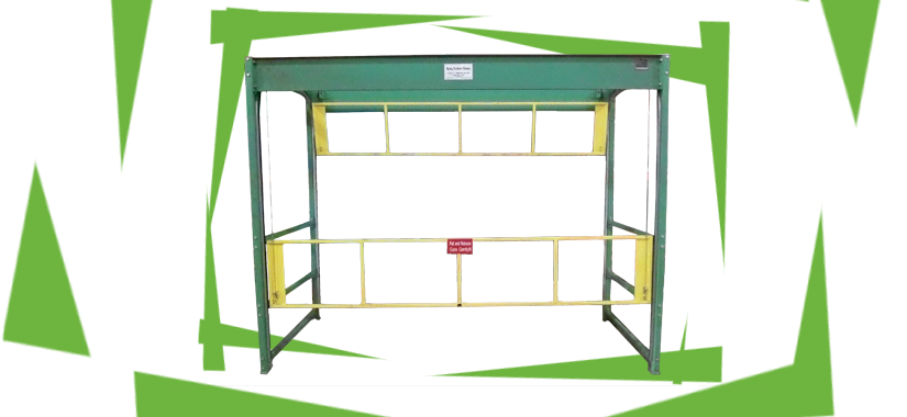 Pre-owned Roly Safeti-Gates forYour Mezzanine